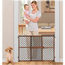 Best Gate For Top Of Stairs With Banister Baby Gates Lucie U0027s List