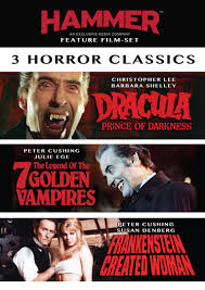hammer horror collection 3 film set dvd u0027s i need to have in my