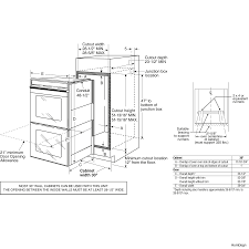 wall oven cabinet width built in microwave dimensions home design cutout ge ovens 24 x 12