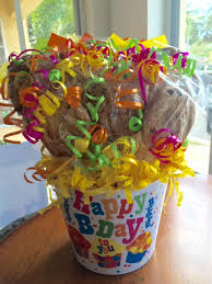 cookie bouquet birthday cupcakes cookie bouquet kookie krums