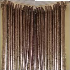 curtains crushed velvet silver curtains advanced light taupe