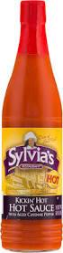 sylvia u0027s restaurant kickin u0027 sauce 6 0 fl oz walmart com