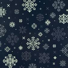 wrapping paper reindeer snowflake two sided wrapping paper made in usa
