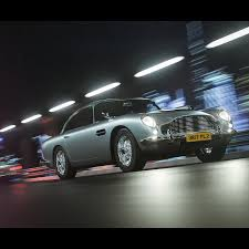 aston martin showroom aston martin db5 motion blur on behance
