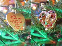 craftiness not needed 10 sentimental diy christmas ornaments