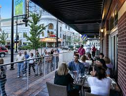 power and light restaurants kansas city outdoor dining is available at most power light district