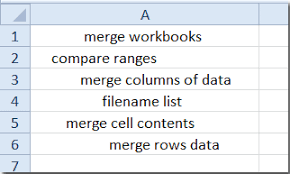 how to remove leading spaces in cells in excel