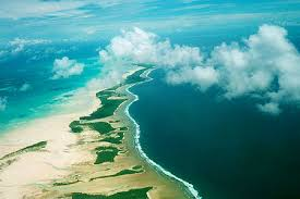 kiribati is the only country that falls in all four hemispheres