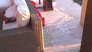 restoration hardware outdoor furniture youtube