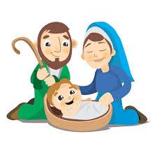 imagenes de jesucristo animado josé maría jesús wise hombres de dibujos animados descargar vector