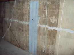 Basement Foundation Repair by Epoxy Repair Rocky Mountain Steel Piering Foundation