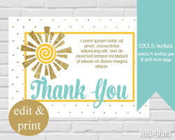 baby shower thank you cards baby shower thank you cards of baby