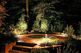 Outdoor Yard Decor Ideas Backyard Lighting Outdoor Decor Ideas U2014 Jburgh Homes