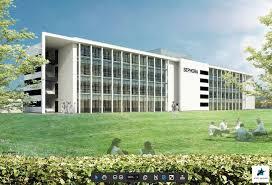 sephora siege deret construit 4 000m de bureaux hqe pour sephora deret