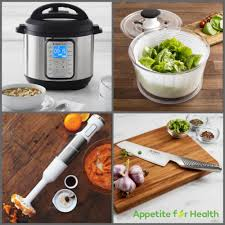 8 healthy eating kitchen gadgets