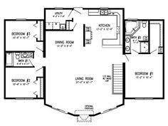 house plans open concept 40x40 barndominium floor plans search barndo