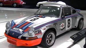 porsche 911 racing history porsche museum highlights history of the 911 rsr autoblog