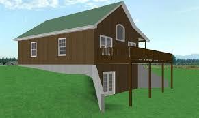daylight basement daylight basement house plans home building plans 81986