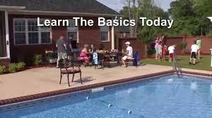 home pool essentials youtube