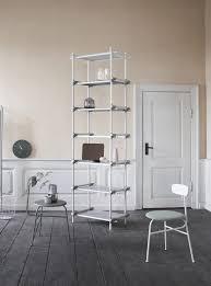 interior computer shelf modular storage wall wall mounted metal