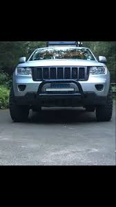 Jeep Grand Cherokee Roof Rack 2012 by 2013 Grand Cherokee Led Light Bars Bull Bar 285 70 17 Coopers