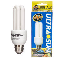 fluorescent light natural sunlight zoo med aquatic zoo med ultra sun 6500k daylight compact fluorescent