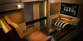 Etihad A380 The Residence 12 First Class Airplane Seats And Suites That Are Nicer Than A