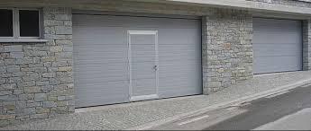 porta sezionale antifurti porta sezionale con portina inserita panizza sda
