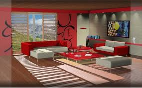 Red Color Combination Home Design Monochromatic Colors In A Room Industrial Expansive