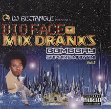 martini big dj rectangle presents big face mix dranxs bombay saphire