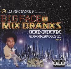martini big dj rectangle presents big face mix dranxs bombay saphire
