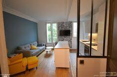 chambre d hote levallois perret dans ce studio une vraie chambre a été créée grâce une paroi en