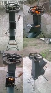 466 best rocket stove u0026 fire pit u0026 heater images on pinterest