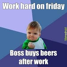 Work Hard Meme - hard work pays off meme by goodguybrandon memedroid
