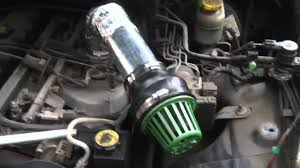 2004 jeep grand cherokee custom cold air intake youtube