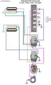 tele wiring diagram and humbucker saleexpert me