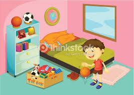 sa chambre ranger sa chambre clipart 1 clipart station
