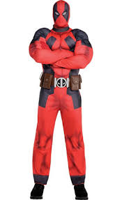 Iron Fist Halloween Costume Deadpool Partysuit Deadpool Costume Men Party