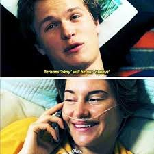 The Fault In Our Stars Meme - the fault in our stars quote on always being okay