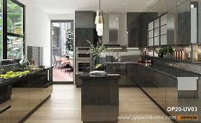 modern black kitchen cabinets black modern kitchen cabinets oppein