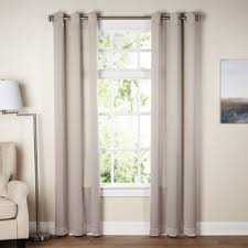 Black And Gray Curtains Black Gray And Silver Curtains Drapes You Ll Wayfair