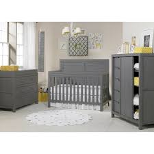 Grey Convertible Cribs Ti Amo 4 In 1 Convertible Crib Weathered Grey Free