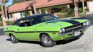 Dodge Challenger Green - 1970 dodge challenger r t 440 4 speed u code california car