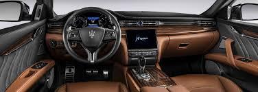 2015 Maserati Ghibli Interior Exploring The 2017 Maserati Quattroporte Interior