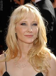 anne heche short hair anne heche hairstyle long blonde hair instead of short