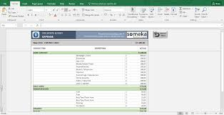 Monthly Budget Sheet Template Monthly Budget Worksheet Free Budget Template In Excel