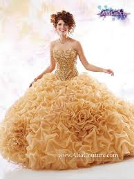 gold quince dresses marys 4t139 gold quinceanera dress corset back bustle