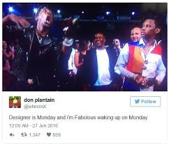 Bet Awards Meme - don plaintain tweet desiigner s bet awards performance know your