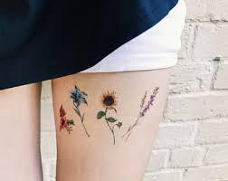 sunflower etsy