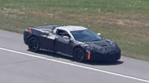 c8 corvette of the mid engine c8 corvette here they are